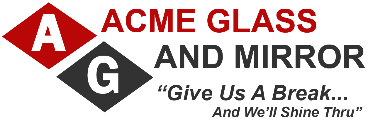 ACME Glass and Mirror Logo